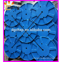 steel wire coil bobbin for cable wire production