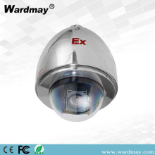 304 Stainless Steel Ledakan-Bukti Starlight PTZ IP Camera