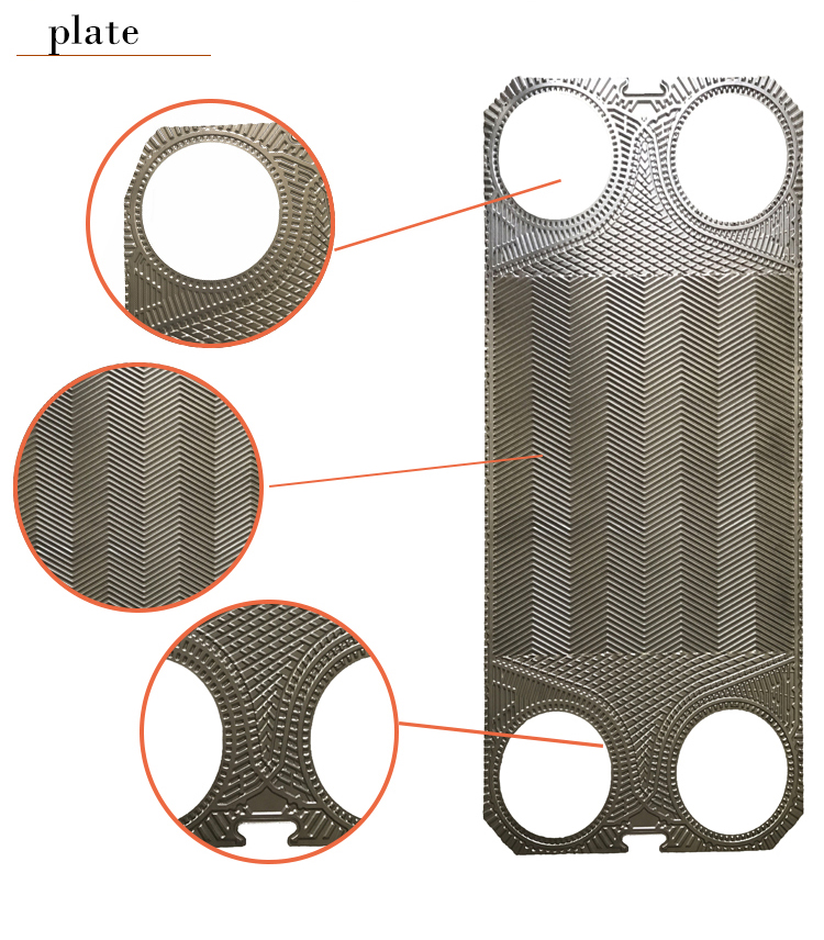 Paper Heat Exchanger Plates