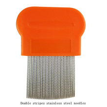 Plastic Handle Lice Comb Flea Comb