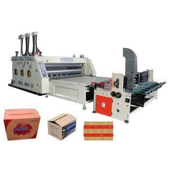 Complete Corrugated Carton Box Production Line