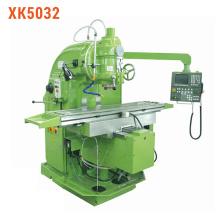 Fresadora CNC de venta caliente de alta calidad XK5032