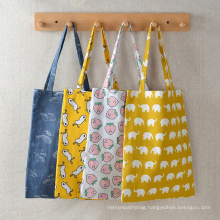 Shopping bag Cotton bags&Tote bags for handsome client Factory outlet