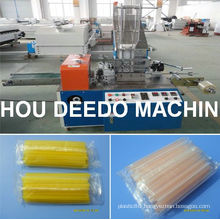 Group Bag Straw Packing Machine (50-200 pieces per bag)