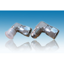 Eaton Hydraulic Carbon Steel Zinc Plated Swaged Hose Fitting