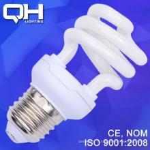 Économie d'énergie E27/B22 7mm 8W / éclairage d'économie d'énergie