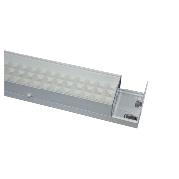 15W SMD 2835 3030 80lm / w luz lineal led