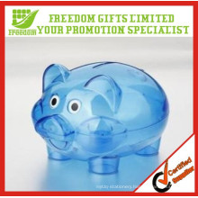 Promotional Kids Plastic Piggy Coin Bank
