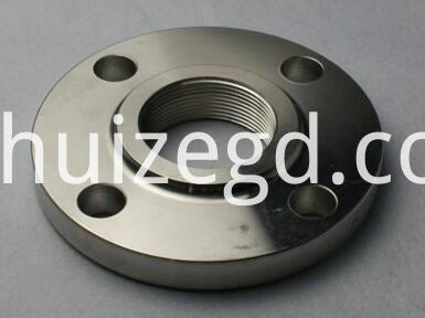 Ss Threaded Flange 01