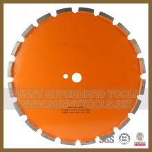 Tuck Point Blade pour pistes aveugles Brick Cutting