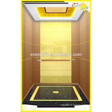 Ascenseur de haute qualité avec conception de bâtiment résidentiel