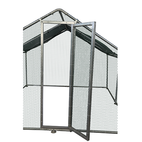 Galvanized Waterproof Chicken Coop Run
