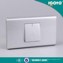 118 Typ Silber Farbe 1 Gang Tür Glocke Schalter