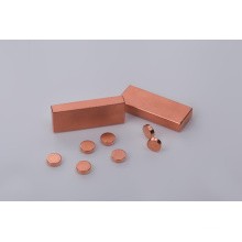 Different Shapes Neodymium Magnet with Copper Coating