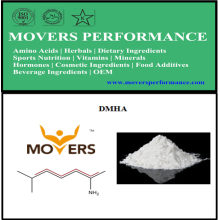 The Powerful Dmha (2-Aminoisoheptane) -- Replacement of Dmaa