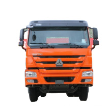 HOWO on sale stock in Africa 90% discount HOWO A7 horse euro 2 RHD Diesel Trailer Truck horse Tractor Truck Head