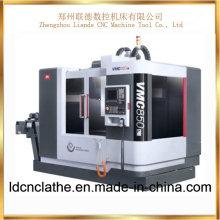 Centro de usinagem vertical CNC de alta precisão para venda