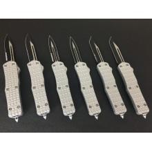 Splitter-Aluminiumgriff-Automatikmesser aus hochkohlenstoffhaltigem Stahl