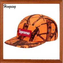 Custom 5 Panels Supreme Baseball Hat 5 Panesl Hat