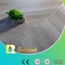 Stratifié en bois de parquet de HDF européen de parquet de 12mm HDF