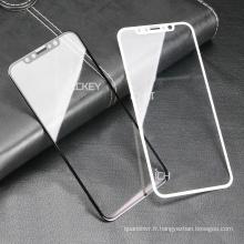 Protecteur d'écran mobile anti-espionnage et confidentialité, verre trempé protecteur d'écran anti-rayures pour iPhone