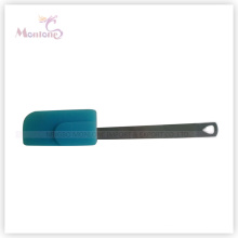 16.4X3.5cm Butter Knife (Silicon + Stainless Steel)