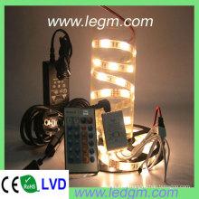 Одноцветная светодиодная лента с регулируемой яркостью SMD 5050