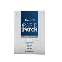 Fast Pain Relief Patch External CBD Patch for Back Joint Neck