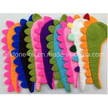 Lovely Dragon Hand Knit Crochet Baby Hat Newborn Photo Props