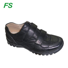 ПУ искусственной кожи мужчины платье обувь