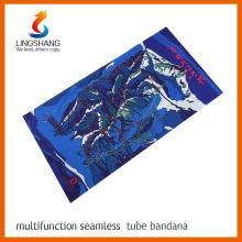 Top Quality Custom Bandana/Cheap Wholesale Bandana/Seamless Multifunctional Bandana Headwear
