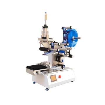 Halbautomatische ganzwöchige Etikettiermaschine