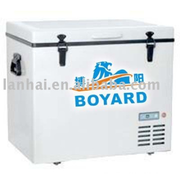 DC Solar power 48v/60v mobile refrigeration freezer air cooling system KITS