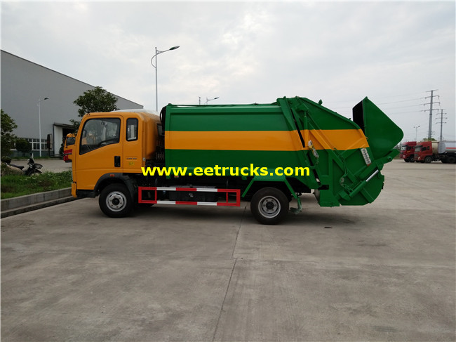 12000L Refuse Collection Trucks