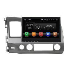 Auto LCD-Bildschirm mit DVD-Player für CIVIC