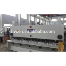 Qc11y-12 * 4000 hydraulische Stahlplatte Guillotine Schere