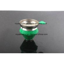 New Style Diamond Shape Silicone Hookah Shisha Bowl