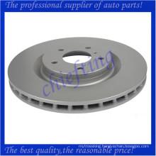 MDC2561 DF6480 40206-CD005 new brake rotors for nissan 350 z