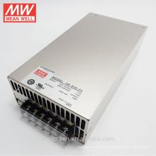 Fonte de Alimentação MW 600W 24V 25A UL / cUL SE-600-24