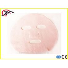природа розовый лист шелк Корея маска для лица