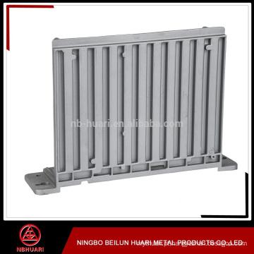 Radiador de alumínio de alta qualidade de Huari para a máquina