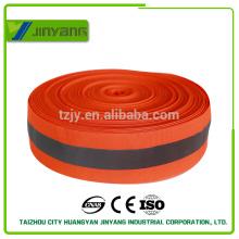 Superior calidad promoción cinta reflectante rojo