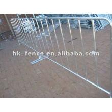 Barrera de barricada de barrera de control de muchedumbre de barricada de acero 1