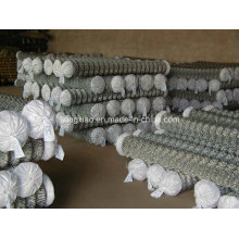 4 Inch Security Chain Link Fence Made in Chinahpzs6007)