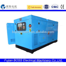 Weifang100KW 60HZ 3 phase soundproof power generator for sale