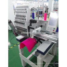 ORDER type 1 head embroidery machine with Dahao system embroidery machine