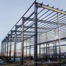 Importer et exporter des matériaux de construction de structure métallique