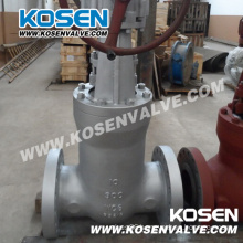API 600 Pressure Seal Gate Valves