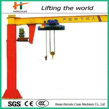 360 Degree Column Slewing Jib Crane
