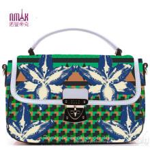 Ripstop Print Flower Bags Canvas Bags Nmdk-B1007
